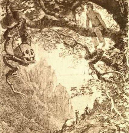 [研究] 密碼特展- (2)解謎小說的始祖 金甲蟲  模仿遊戲