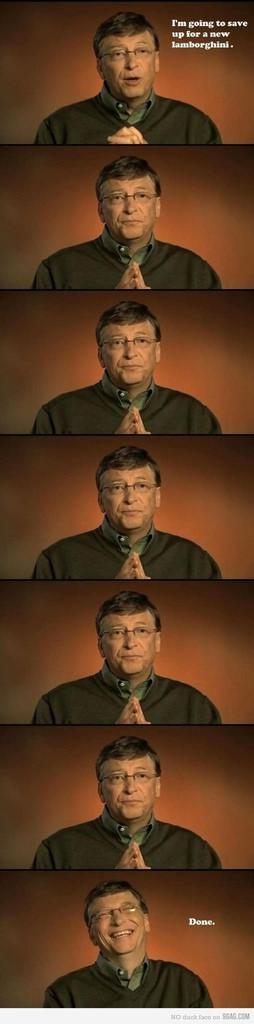 比爾蓋茲存錢買藍寶基尼.jpg