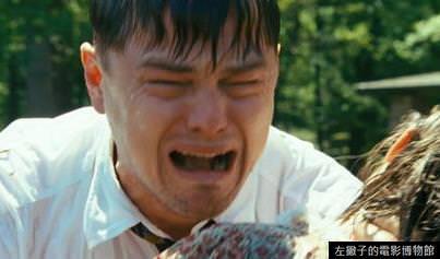 李奧納多 哭哭