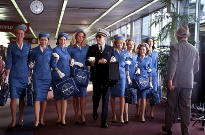 關於空姐的五件事