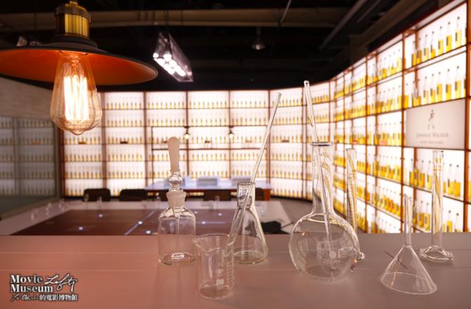 [看電影享生活] 《紳士密令》中的威士忌: Johnnie Walker®調和實驗室
