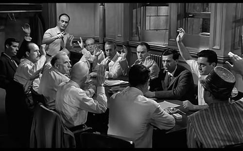 受保護的內容: [出書計畫] 《十二怒漢》:陪審團制度到底怎麼玩?