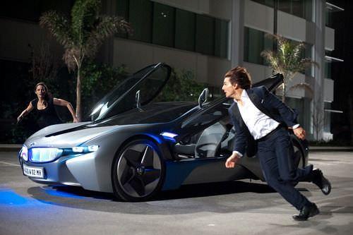 [電影紳活]  五件事聊 「BMW」 與它的電影  (出書最新版本)