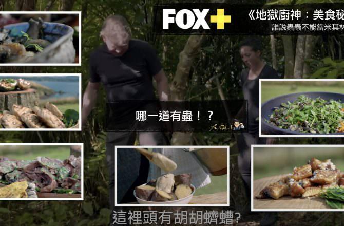 【地獄廚神:美食秘境】EP2 :誰說蟲蟲不能做成米其林料理!