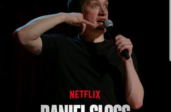 【Netflix推薦】《丹尼爾斯洛斯》stand-up comedy,地獄梗一堆!