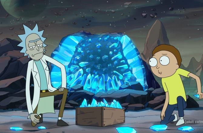 【彩蛋剖析】《Rick And Morty》第四季第一集中的各種重要彩蛋