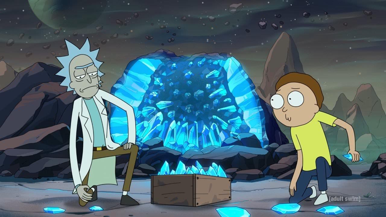 【彩蛋剖析】《Rick And Morty》第四季第一集中的各種重要彩蛋